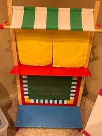 Crate 'n Barrell Puppet Theatre & Sales Stand Colorado Springs, 80921