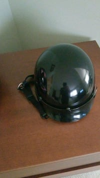 black open-face helmet St. Albert, T8N 3W3