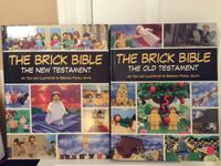 The Brick Bible The New and Old Testaments books Toronto, M9B 5R2