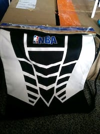 NBA mesh back pack Wilkes-Barre, 18702