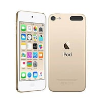 iPod Touch 6th Gen. 32GB Gold 522 km