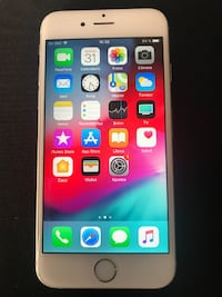 iPhone 6 plata, 16 gb, libre Эльче