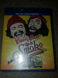 Up In Smoke (blu-ray movie) Gaithersburg, 20879