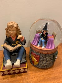 Harry Potter collectible stuff