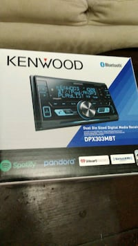 Kenwood dpx303mbt car stereo