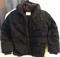 Cubus Winter Jacket Size: Large 6256 km