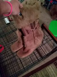 Really nice Nine West boots  Indianapolis, 46219