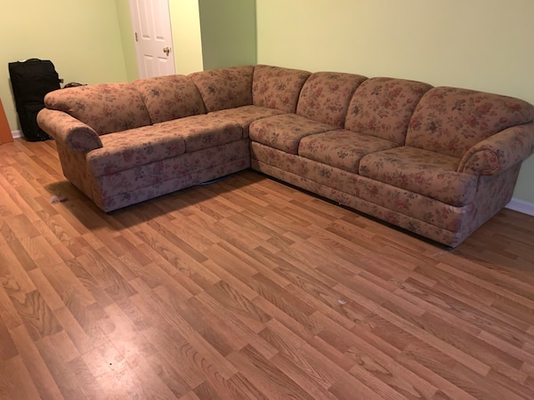 Incredible Bassett L Sectional Sleeper Sofa Couch Caraccident5 Cool Chair Designs And Ideas Caraccident5Info