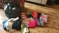 Whole wardrobe for girls size 5 Whitby, L1R 1T4