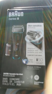 Brauns series 5 shaver Bakersfield, 93311