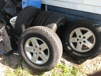 Jeep Tires and Rims Absecon