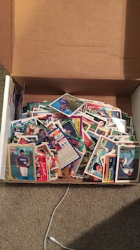 Box of baseball cards  Emmaus, 18049