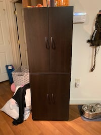 Kitchen pantry or cabinet