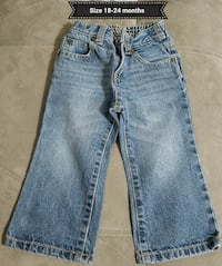 Jeans Size 18-24 months