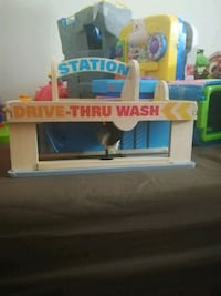 Drive through wooden car wash(custom made) Fairfax, 22030