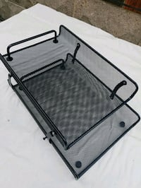 Tray metal mesh - double