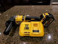 yellow and black Dewalt cordless power drill Delta, V4C 6R9