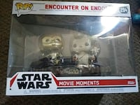 FUNKO POP STAR WARS ENCOUNTER ON ENDOR FIGURES-C3PO + EWOK Pickering, L1V 3V7