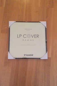 LP cover ramme 6 stk Oslo, 0658