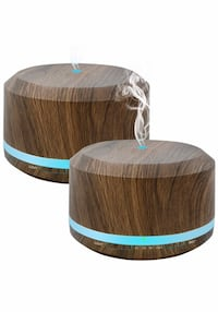 2 essential oil diffusers. New  Hendersonville, 37075
