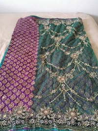 Wedding Saree with stone work Ottawa, K2J 4E2