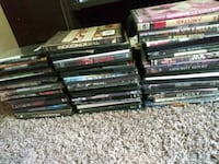assorted DVD movie case lot Baltimore, 21216