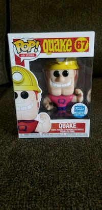 Quake exclusive funko pop (FIRM PRICE) Toronto, M1L 2T3