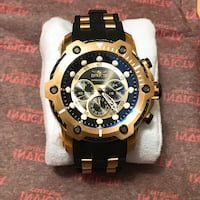 Brand New Gold Invicta Watch Vancouver, V5P 1K6