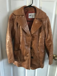 Women's leather jacket size small  Salinas, 93905