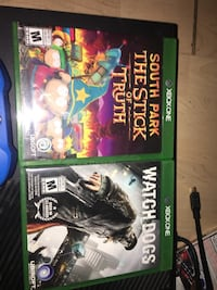 Xbox one bundle looking to trade for PS4 bundle  Ingersoll, N5C 2R4
