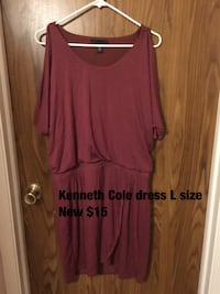 Women's maroon kenneth cole dress Alexandria, 22312