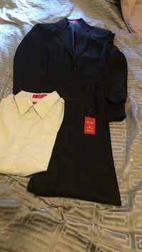 BRAND New 2pc suit and shirt Vancouver, V5X 2H3