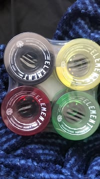 Element boardwalk long board wheels brand new never opened Tigard, 97223