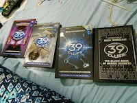 The 39 Clues book lot  Houston, 77008