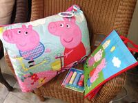 Peppa Pig Items SPRINGFIELD