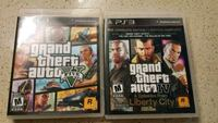 2 GTA PS3 games