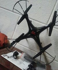 16 inch drone