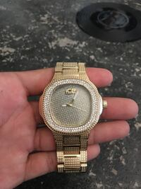 Iced out gold watch Maricopa, 85139