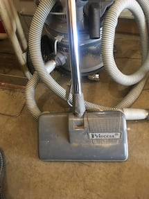 Princess III  like a filter queen vacuum cleaner canister nice condition