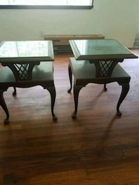 Beautiful Retro matching end tables   Pittston, 18640