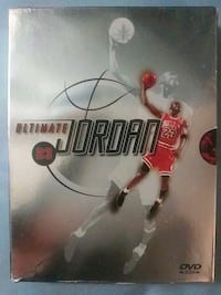 Ultimate Jordan dvd 2 disc