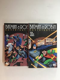 Batman & Robin Adventure Graphic Novel Mississauga, L5B