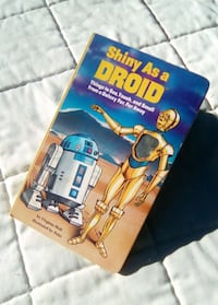 Shiny as A Droid Star Wars Book High Point, 27262