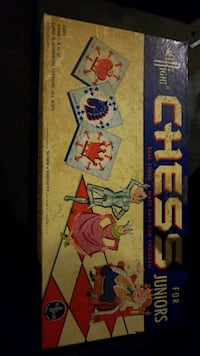 vintage chess game Oakland, 94607