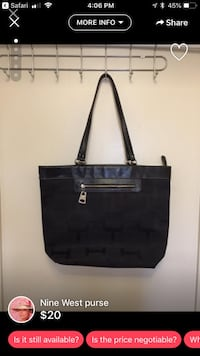 Nine West purse  London, N5Y