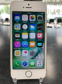 16GB Apple iPhone 5S Unlocked AT&T Cricket Straight Talk Net 10 T-Mobile Metro Family Mobile