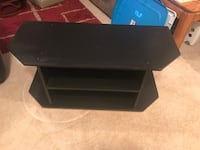 Black TV stand Bothell, 98012