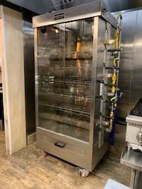 Southwood RG7 35 Commercial Chicken Rotisserie Oven Machine Central Islip, 11722