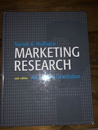 Marketing research textbook  Euless, 76040