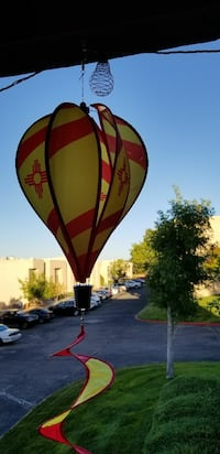 Hot Air Balloon Wind Spinners Albuquerque, 87104